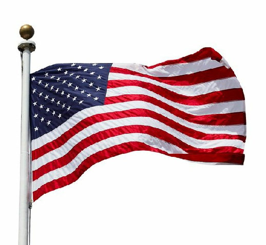 Beautiful United States of America Flags for sale at AmericaTheBeautiful.com
