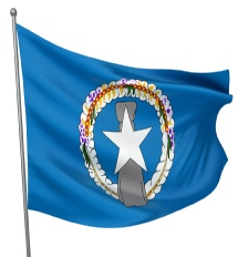 Northern Mariana Islands - United States of America Flag Site