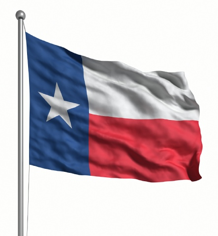 Beautiful Texas State Flags for sale at AmericaTheBeautiful.com