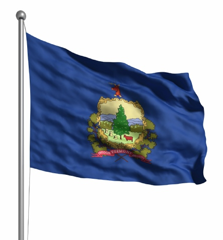 Beautiful Vermont State Flags for sale at AmericaTheBeautiful.com