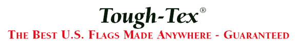 Americathebeautiful Tough Tex Flags - the Best U.S. Flags Made Anywhere - Guaranteed!
