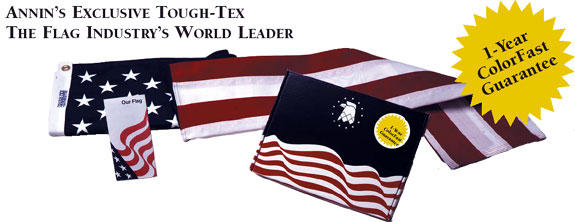 Americathebeautiful Tough Tex Flags - the Best U.S. Flags Made Anywhere -1 Year Colorfast Guarantee!