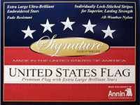 United States Signature Series Flags from America The Beautiful